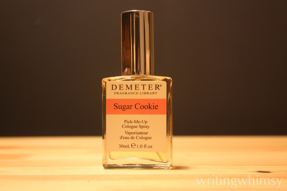 demeter fragrance sugar cookie 2