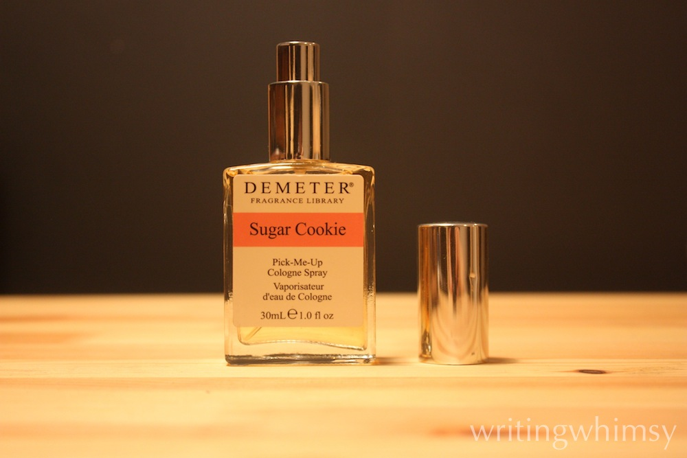 demeter fragrance sugar cookie 3