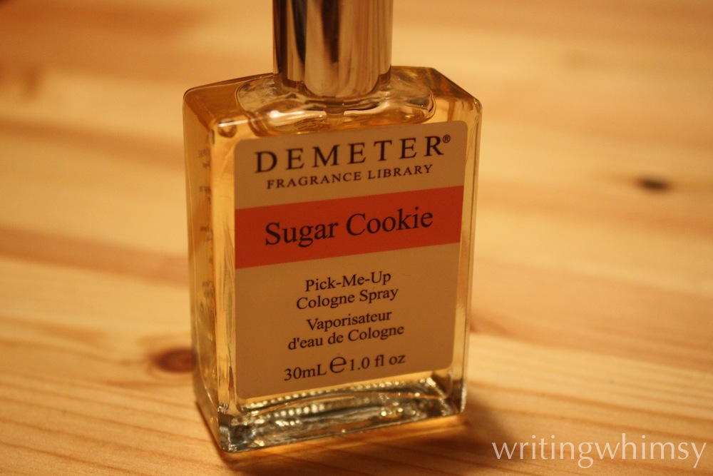 demeter fragrance sugar cookie 4