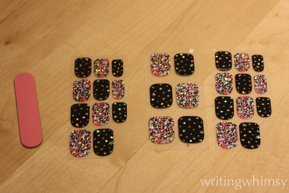 Kiss Nail Dress Stickers – WRITING WHIMSY