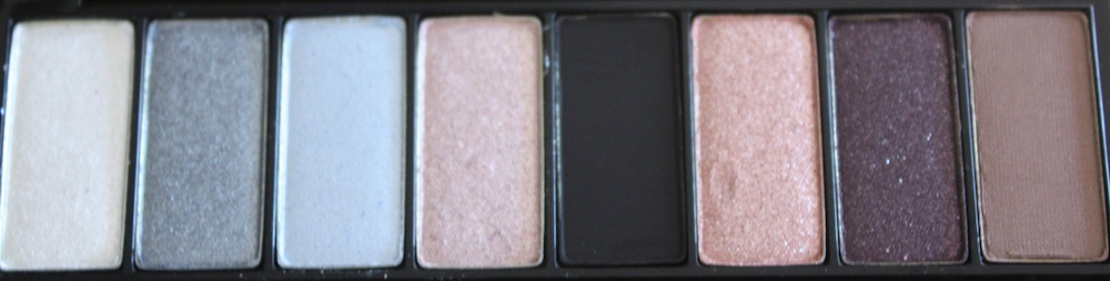MAKE UP FOR EVER Midnight Glow Palette 3
