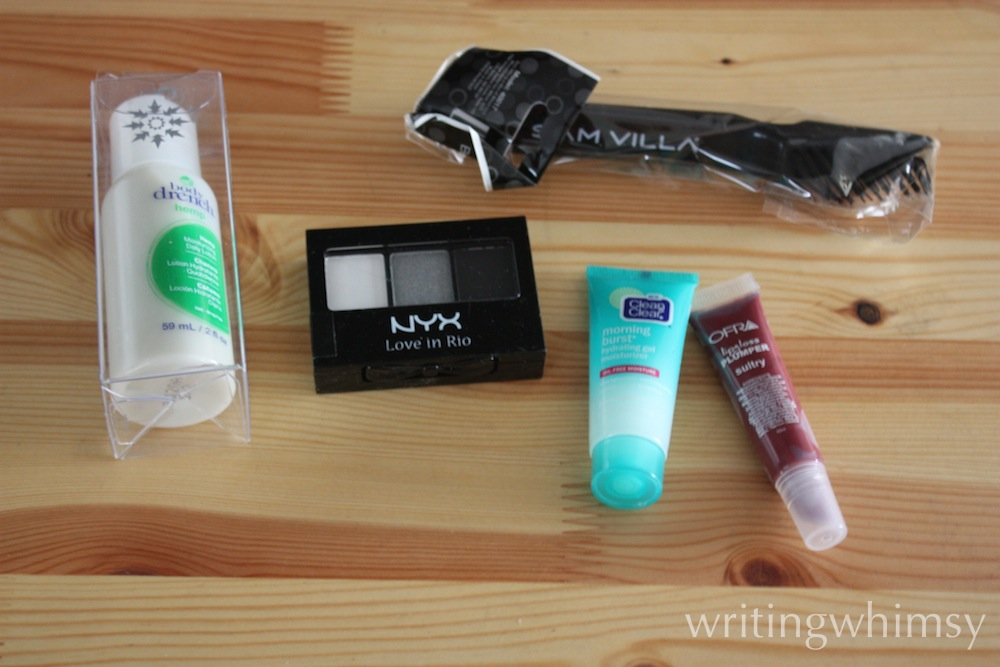 beauty box 5 december 2