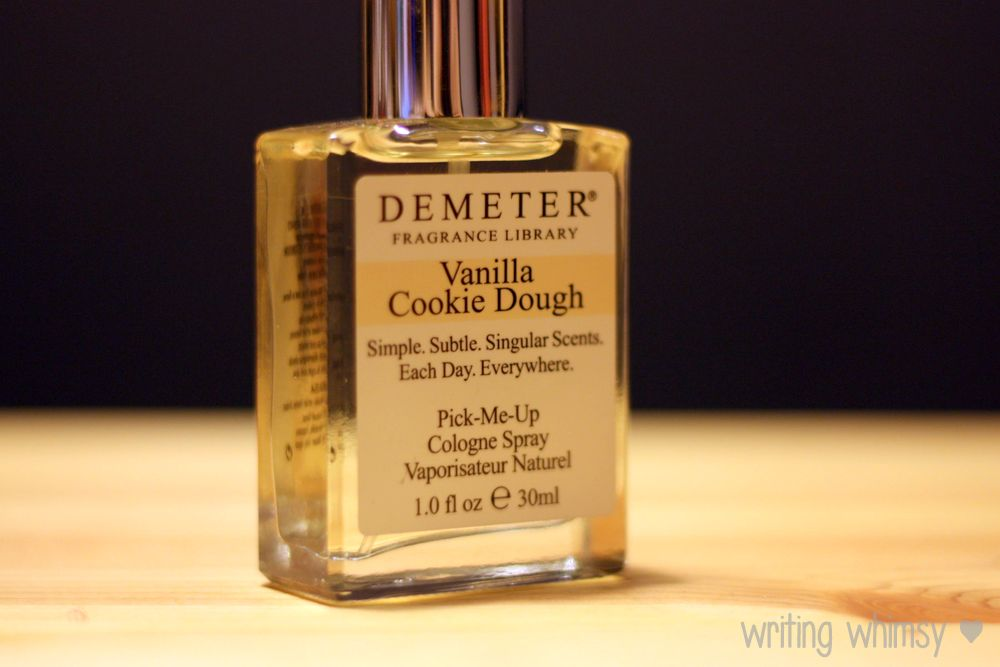 1-Demeter Fragrance Vanilla Cookie Dough