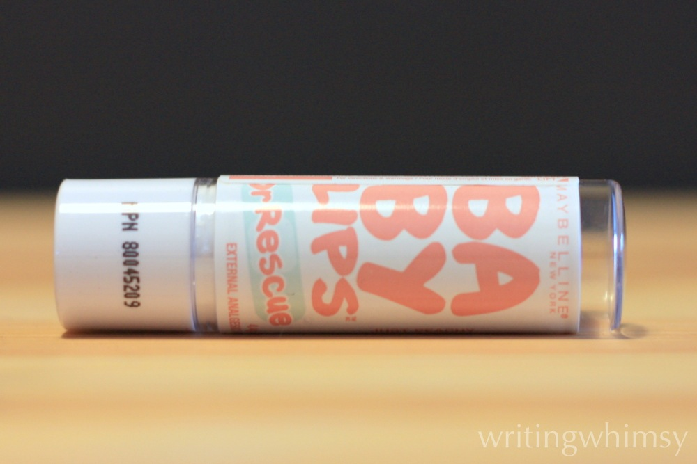 Maybelline Baby Lips Dr. Rescue Just Peachy 6