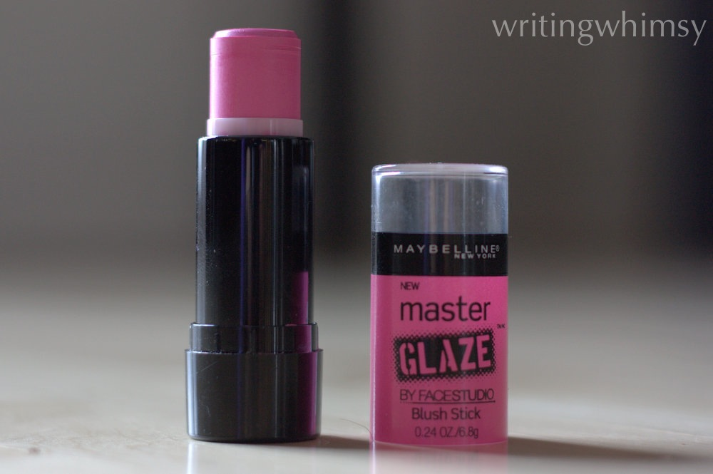 Maybelline Master Glaze Blush Stick Pink Fever 5