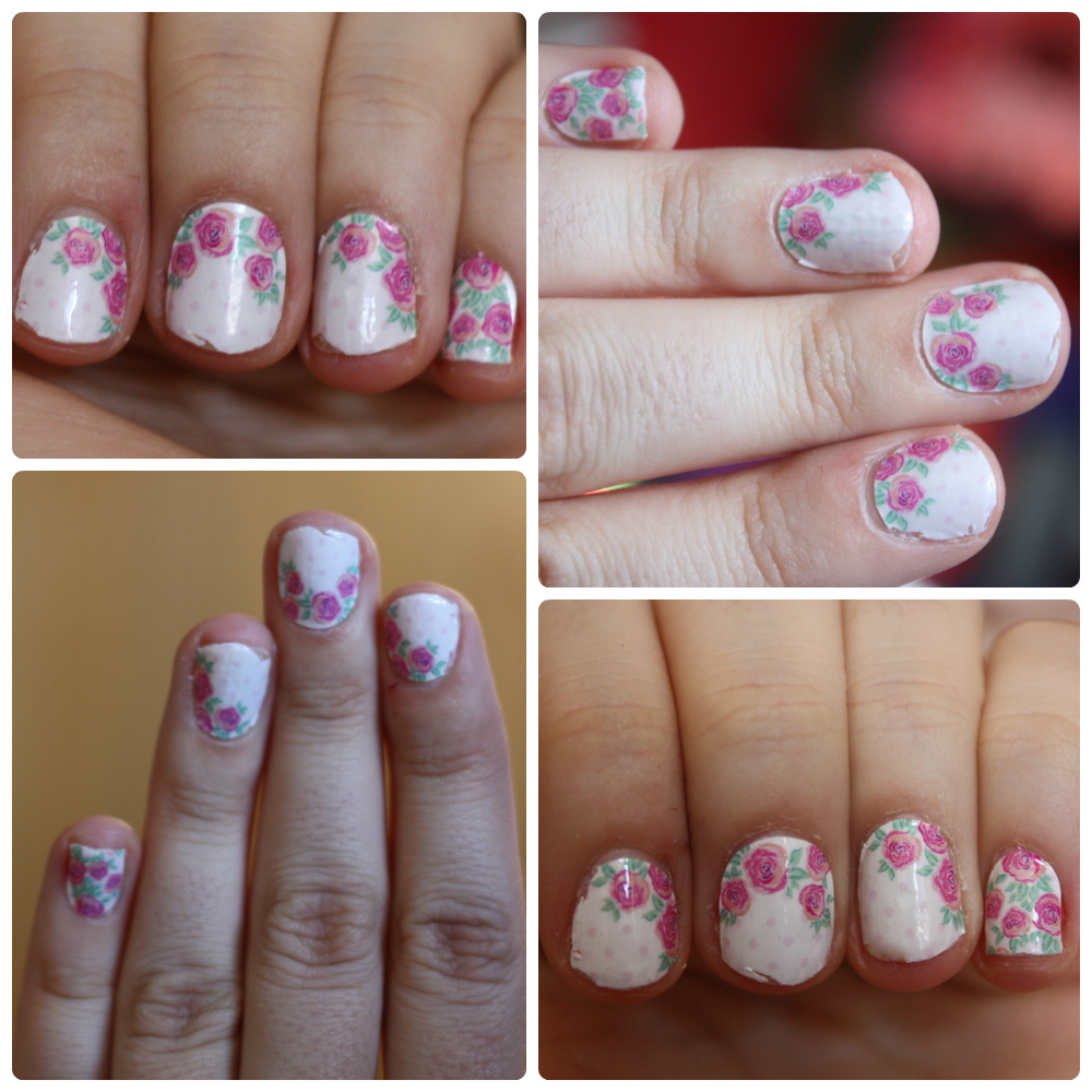 Incoco Tea Party Nail Polish Strips