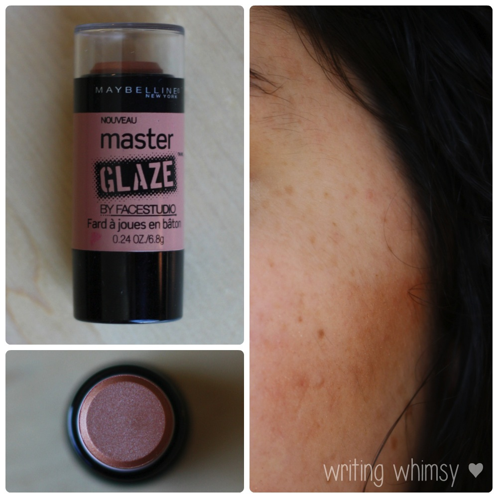 Maybelline Master Glaze Blush Stick Warm Nude 3
