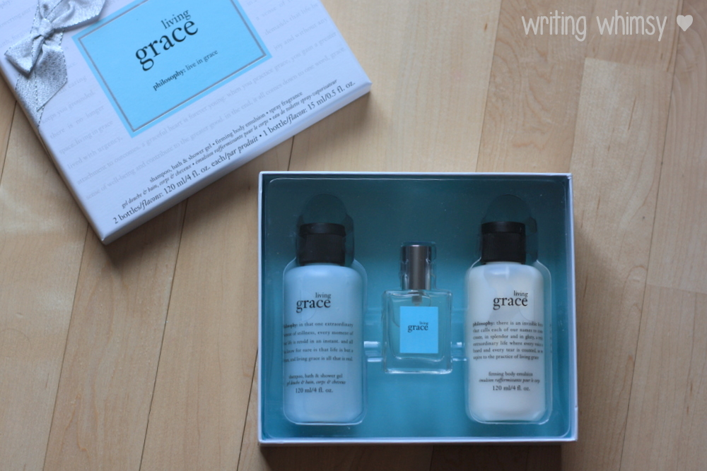 Philosophy Living Grace Fragrance 5
