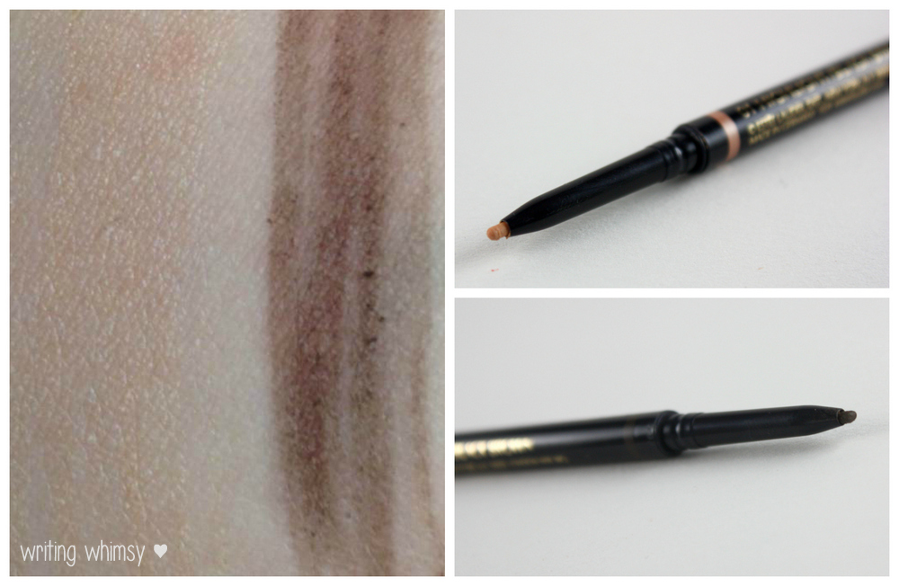 1-Estee Lauder Double Wear Stay-in-Place Brow Lift Duo in Black Brown 2