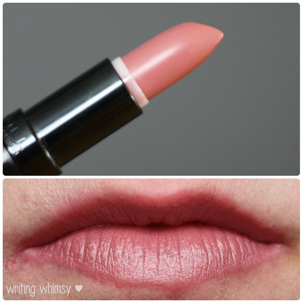 1-Rimmel London Lasting Finish Lipstick by Kate Moss in #5 and #8 2 Collage