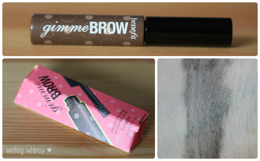 1-benefit gimme brow Collage