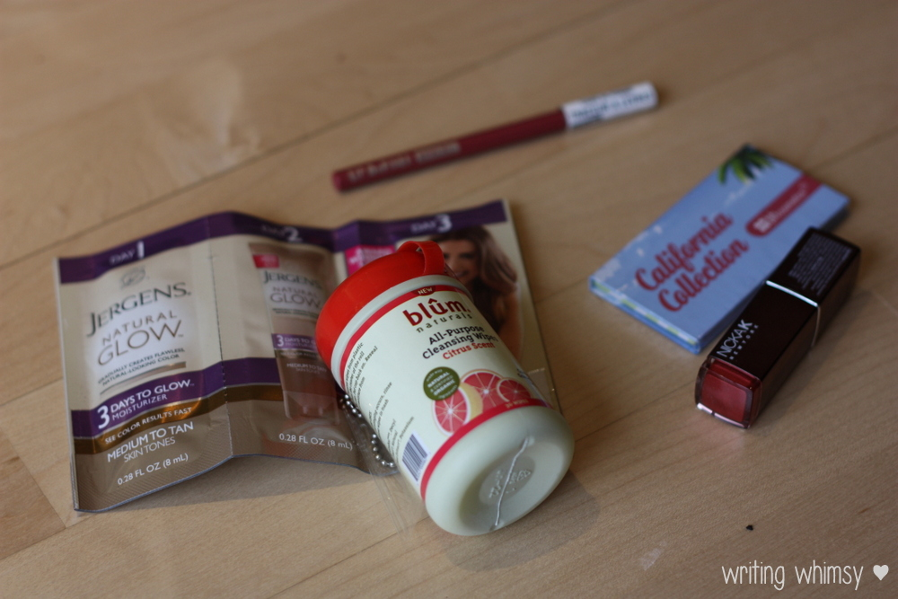 Beauty Box 5 April 2014 Review 6