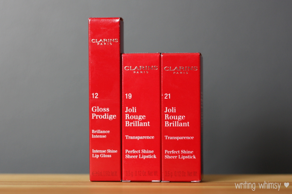 Clarins Opalescence Collection 9