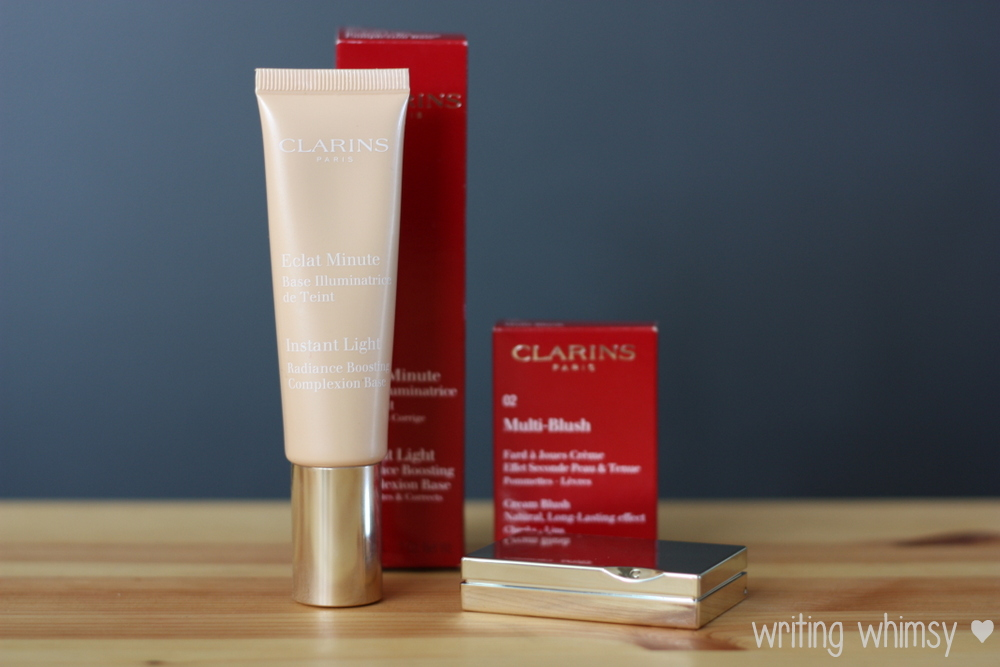 Clarins Opalescence Collection