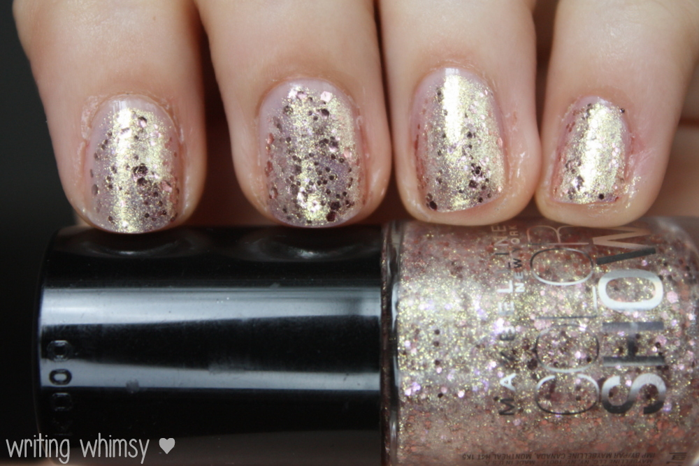 Maybelline Color Show Gilded Rose 2