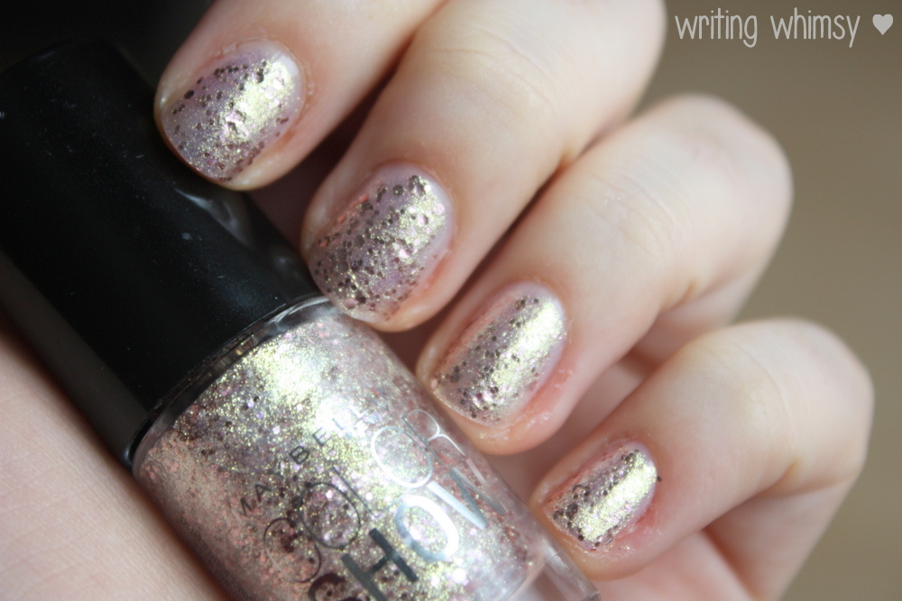 Maybelline Color Show Gilded Rose