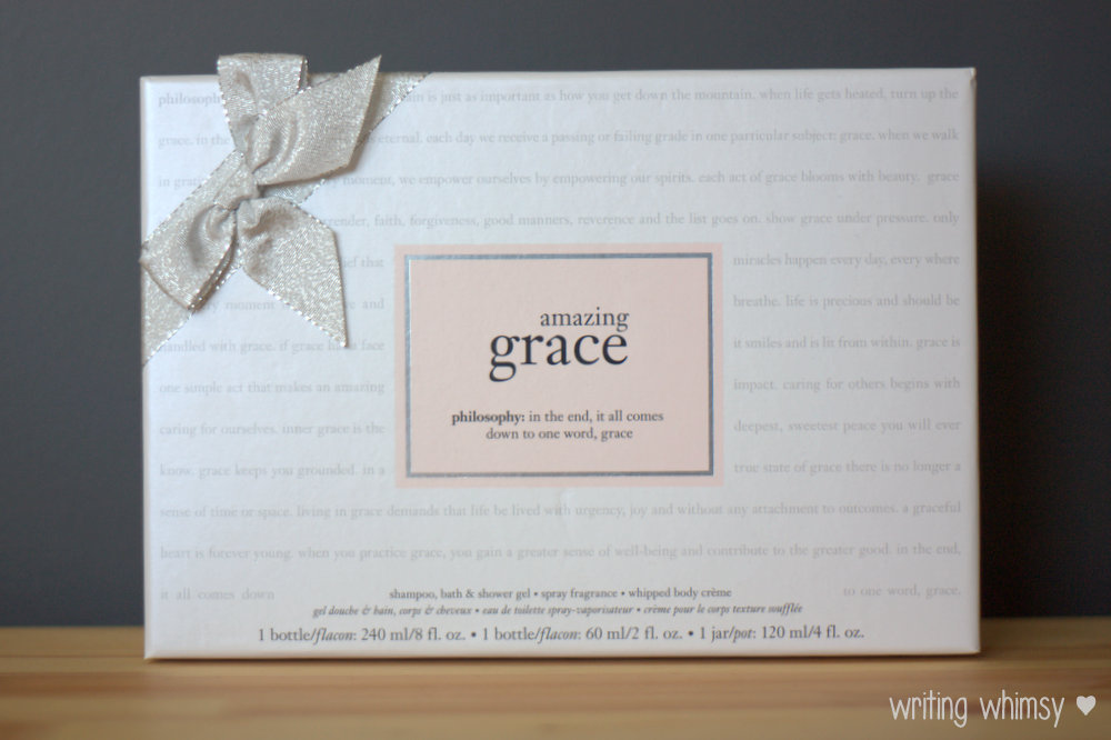 Philosophy Amazing Grace Mother's Day Set