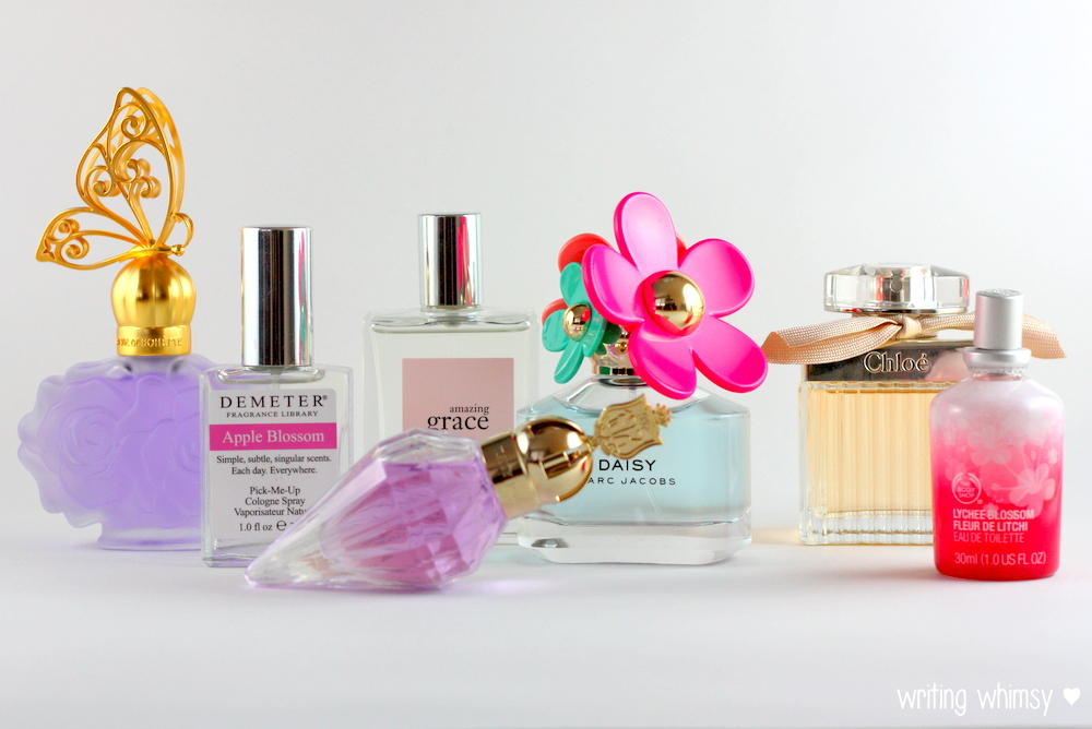 Scents for Spring 2