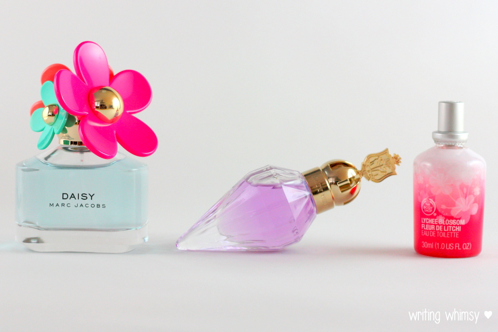 Scents for Spring