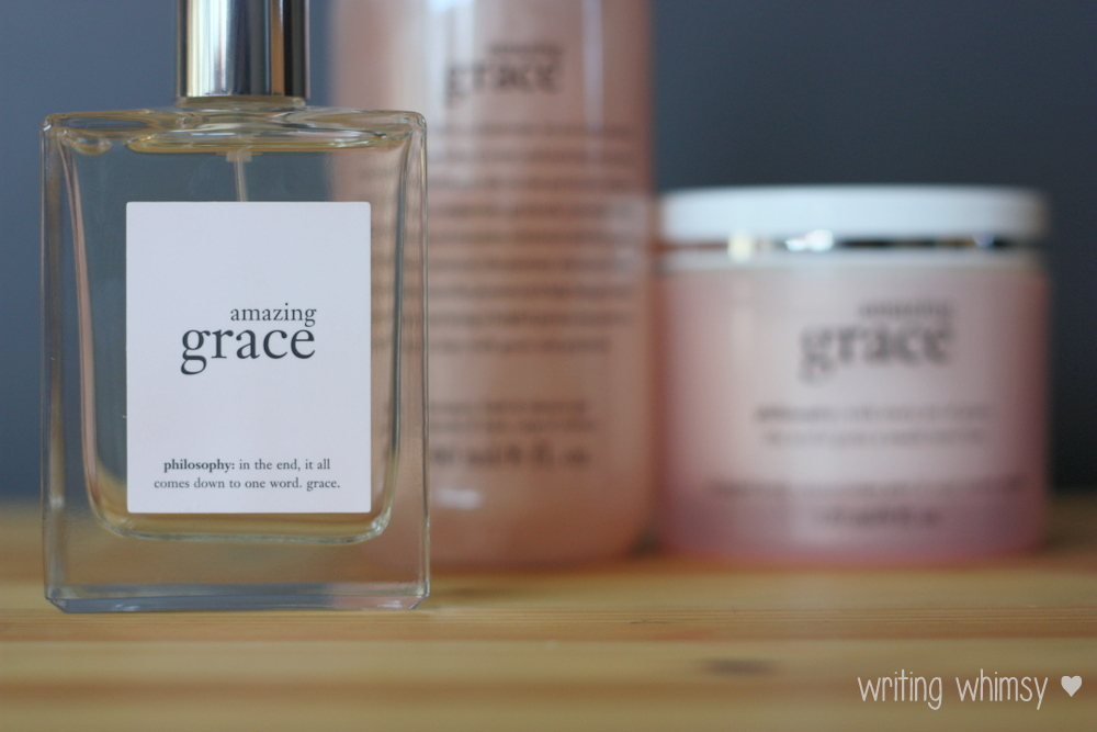 philosophy amazing grace eau de toilette spray