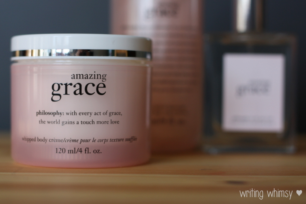 philosophy amazing grace whipped body creme 2