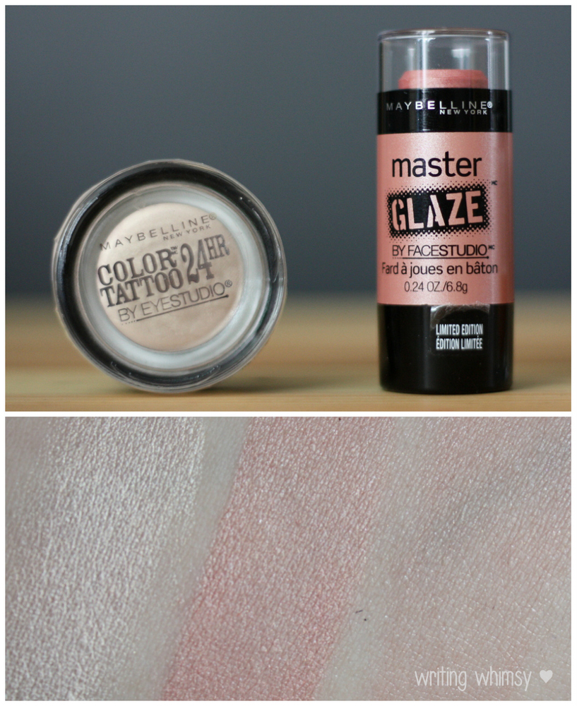 1-Maybelline Dare to Go Nude Master Glaze Barely Pink