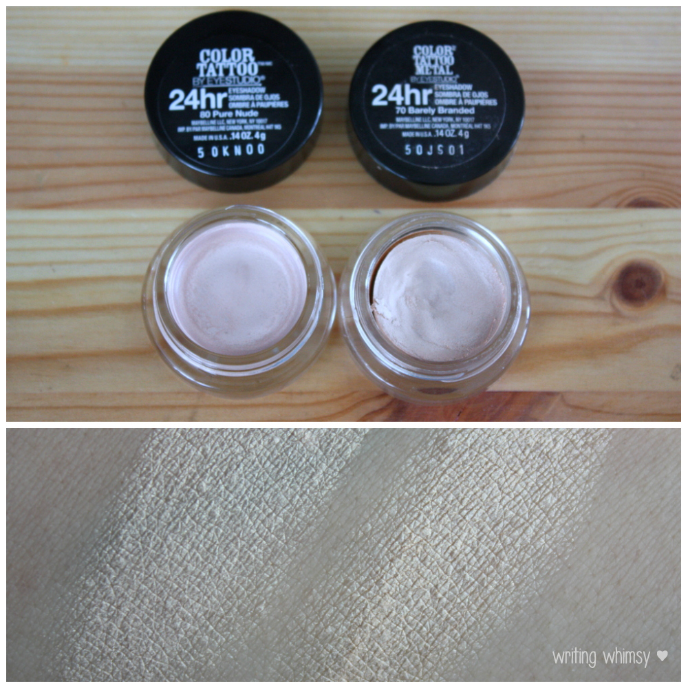 1-Maybelline Pure Nude Color Tattoo