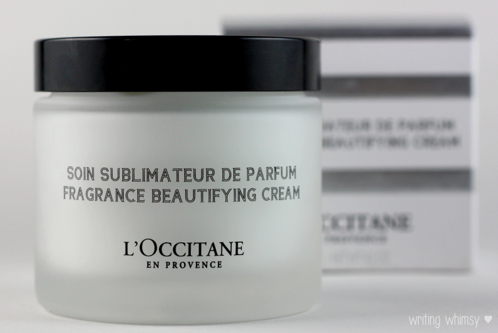 L'Occitane Fragrance Beautifying Cream 2