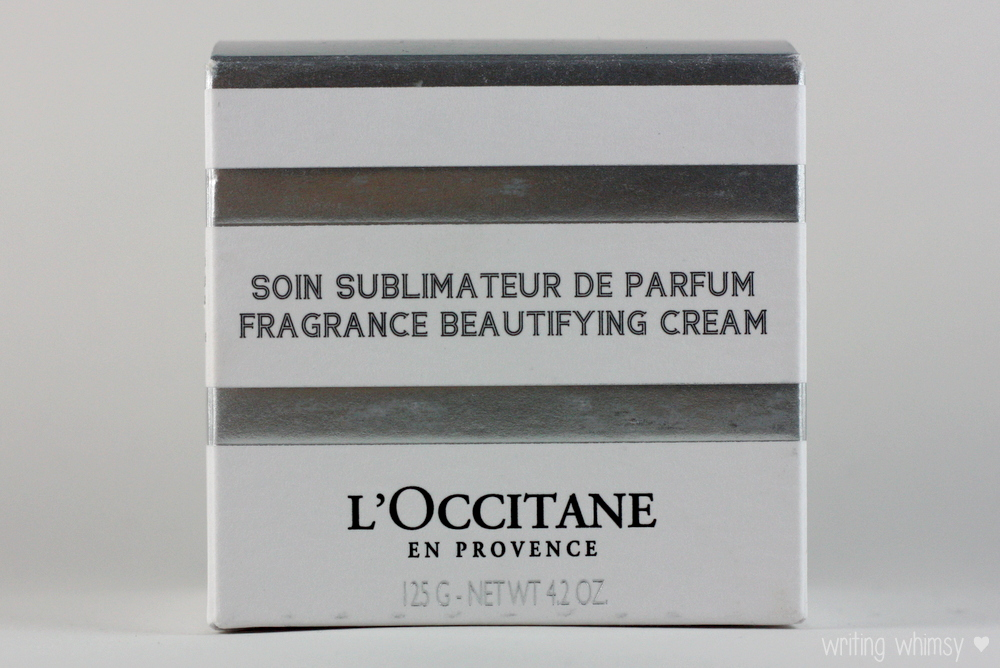 L'Occitane Fragrance Beautifying Cream 3