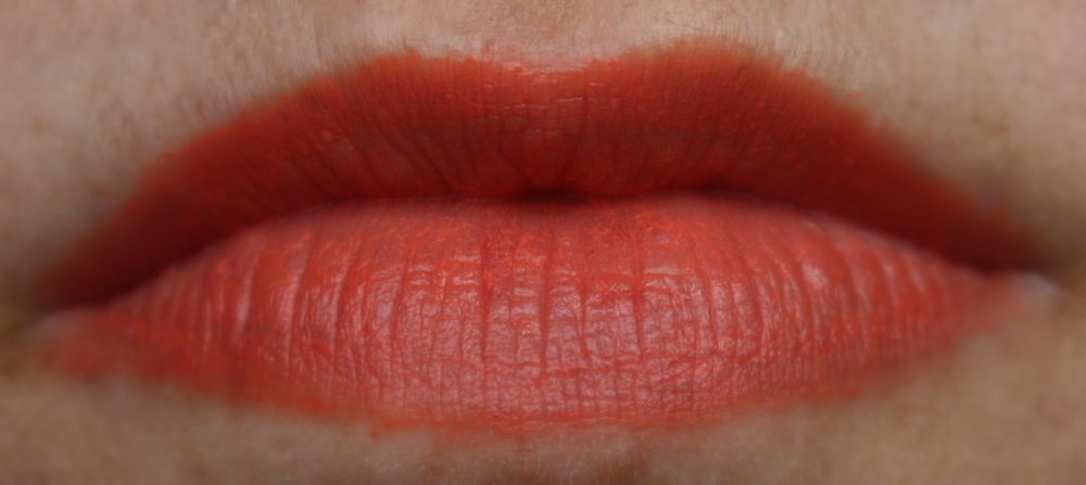 Smashbox Halo Long Wear Blush in Peachy Dream and Megatint Long Wear Lip Colour in Mimosa 9