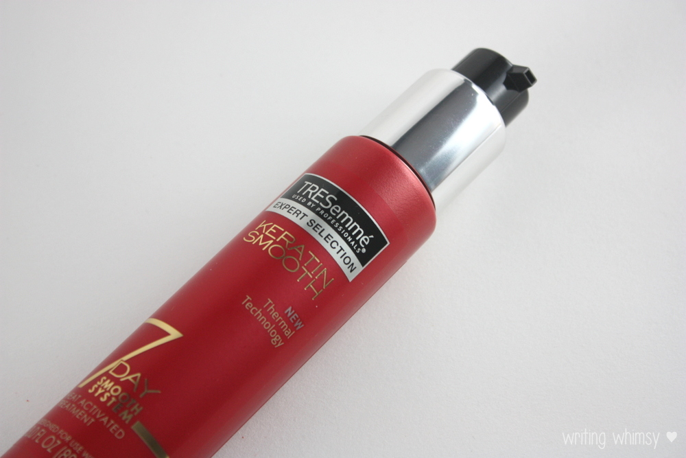 tresemme keratin smooth 7 day smooth 2