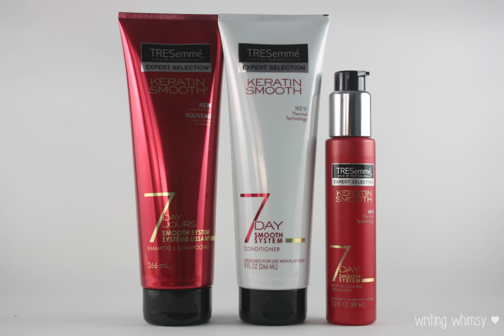 tresemme keratin smooth 7 day smooth 5