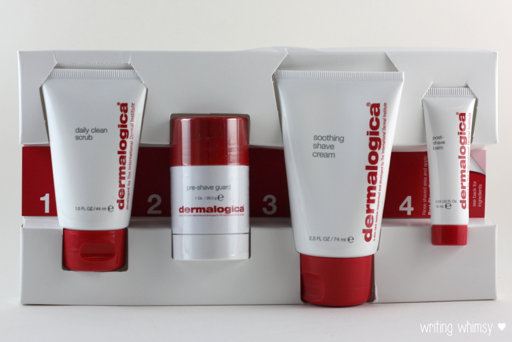 Father's Day with Dermalogica Shave Kit 2