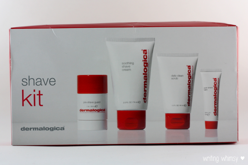 Father's Day with Dermalogica Shave Kit 3