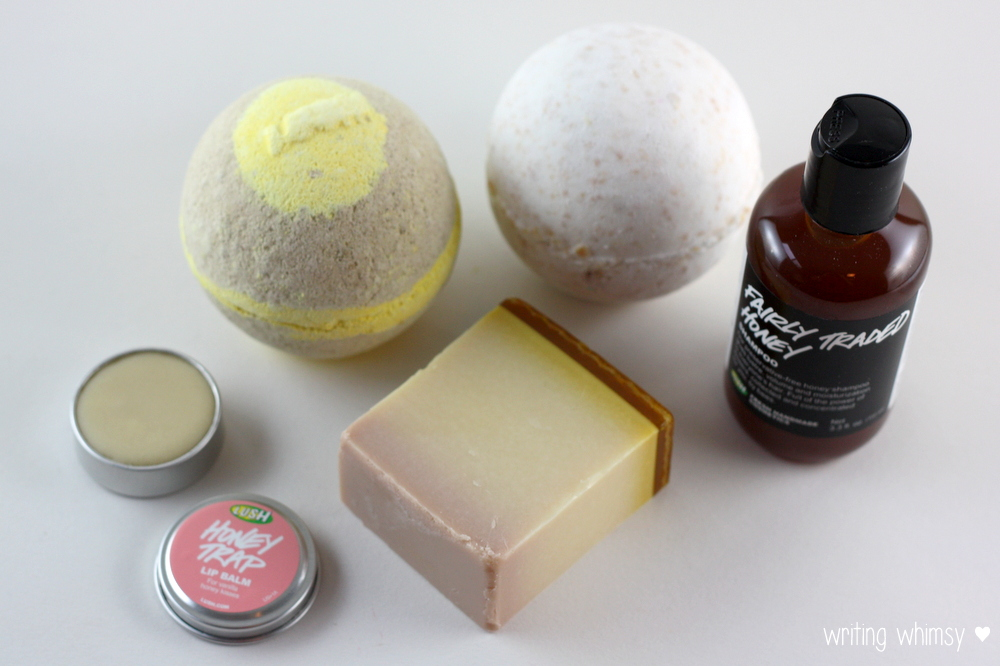 Honey Love with Lush 2