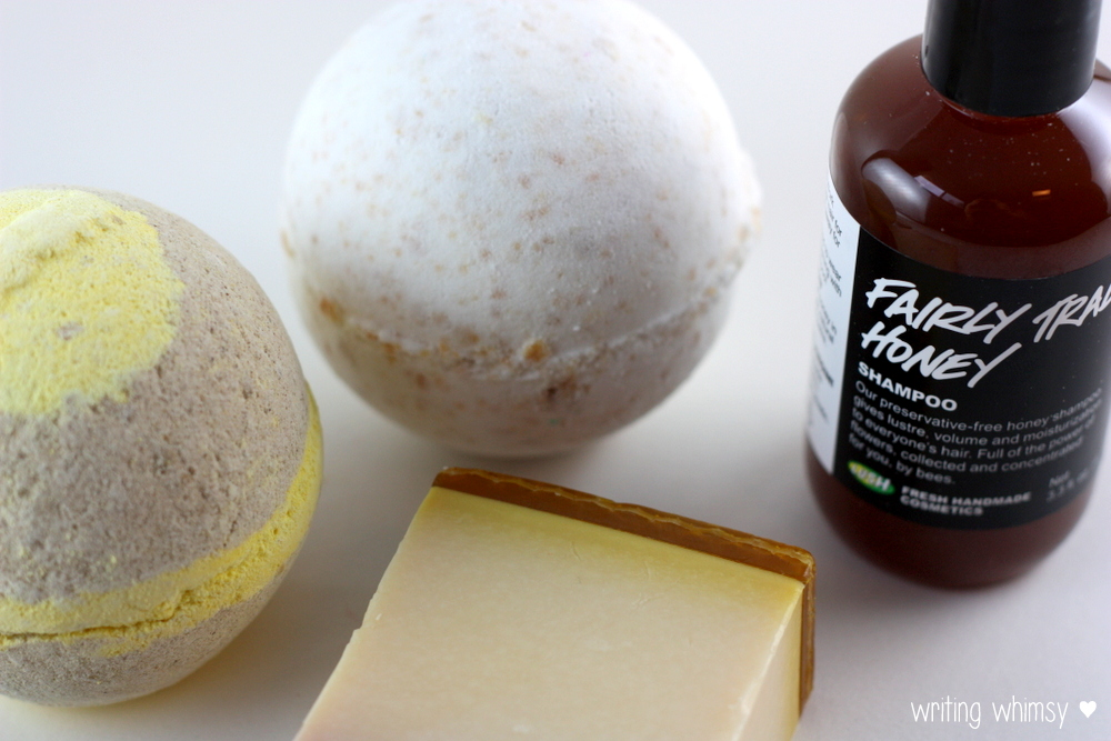 Honey Love with Lush  3