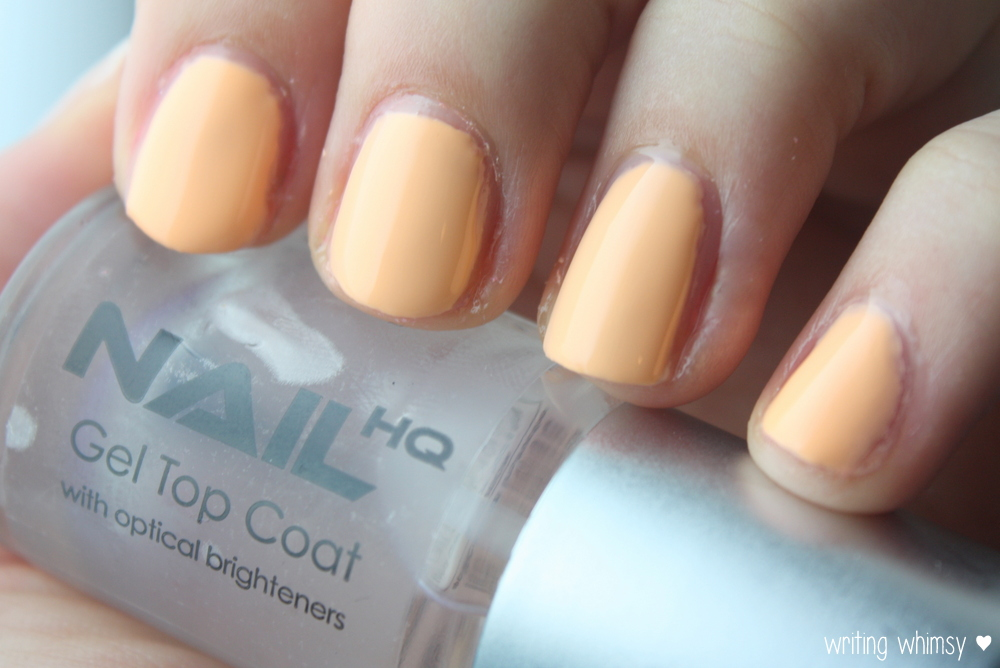 Nail HQ Growth and Gel Top Coat