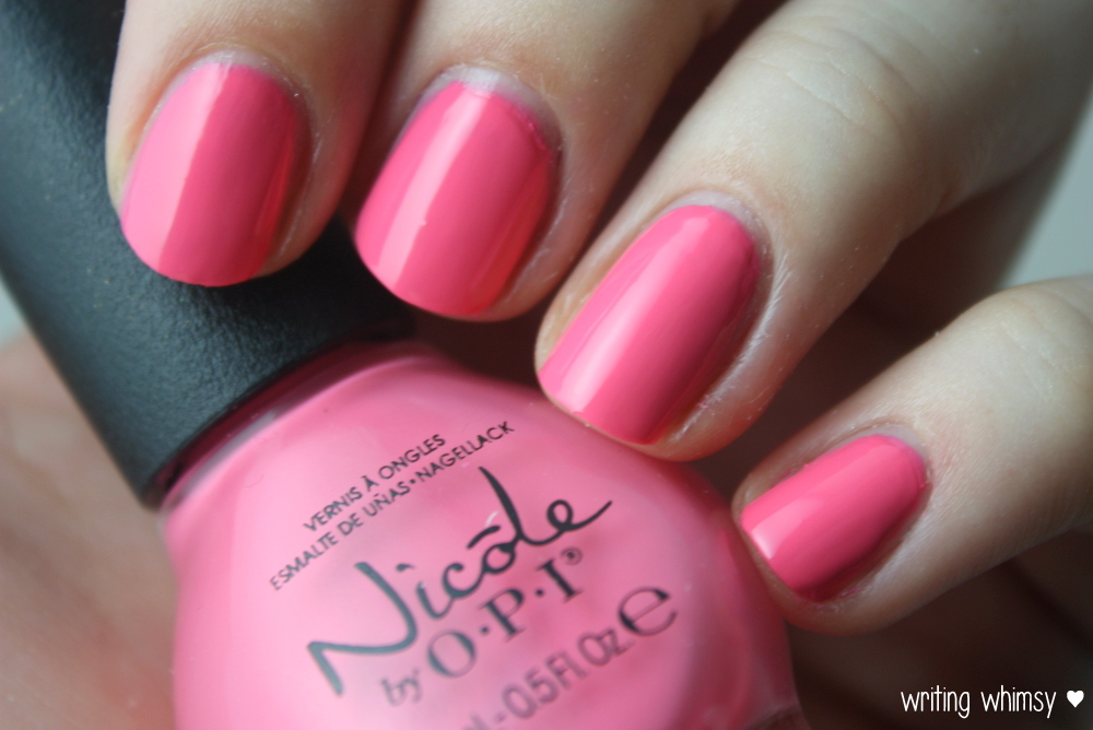 Nicole by OPI Seize the Summer 2014 Collection 11