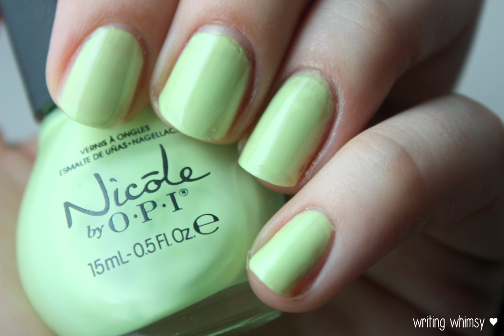 Nicole by OPI Seize the Summer 2014 Collection 12