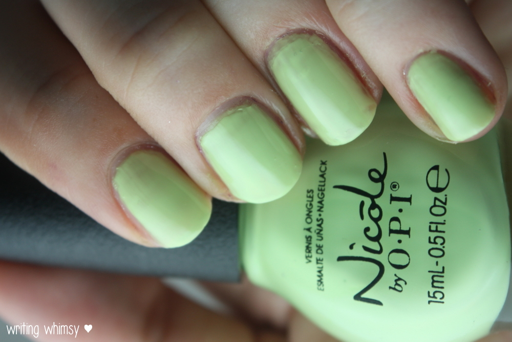 Nicole by OPI Seize the Summer 2014 Collection 13