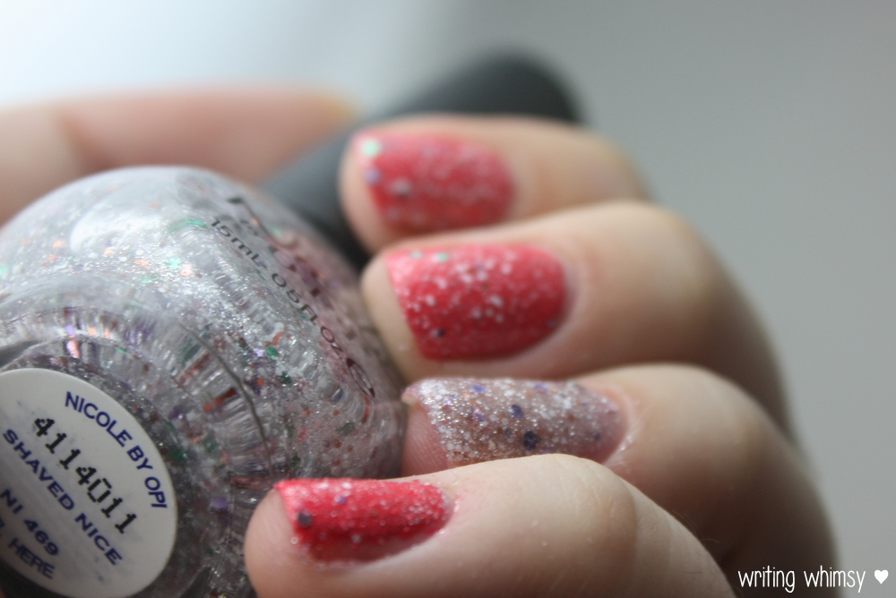 Nicole by OPI Seize the Summer 2014 Collection 5