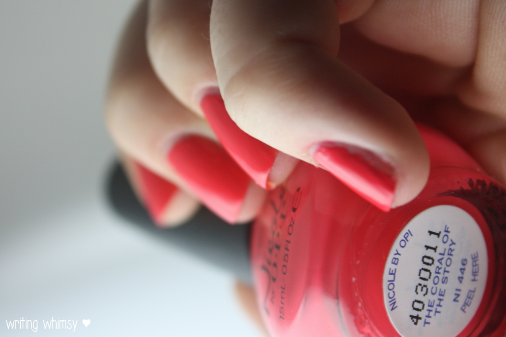 Nicole by OPI Seize the Summer 2014 Collection 7