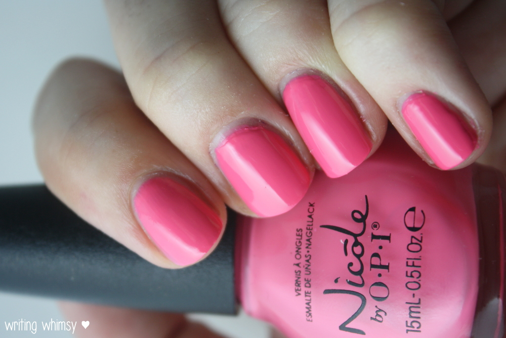 Nicole by OPI Seize the Summer 2014 Collection 9