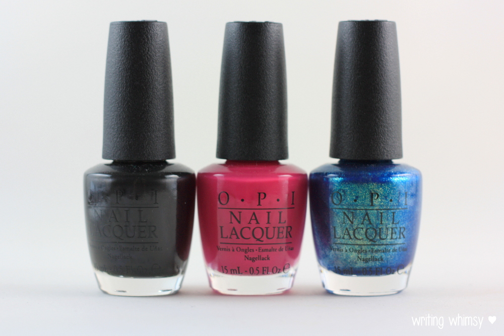 OPI Ford Mustang Collection 2014