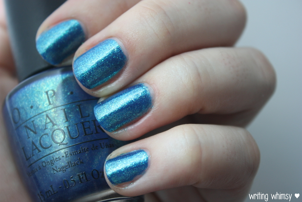 OPI Ford Mustang The Sky's My Limit 2
