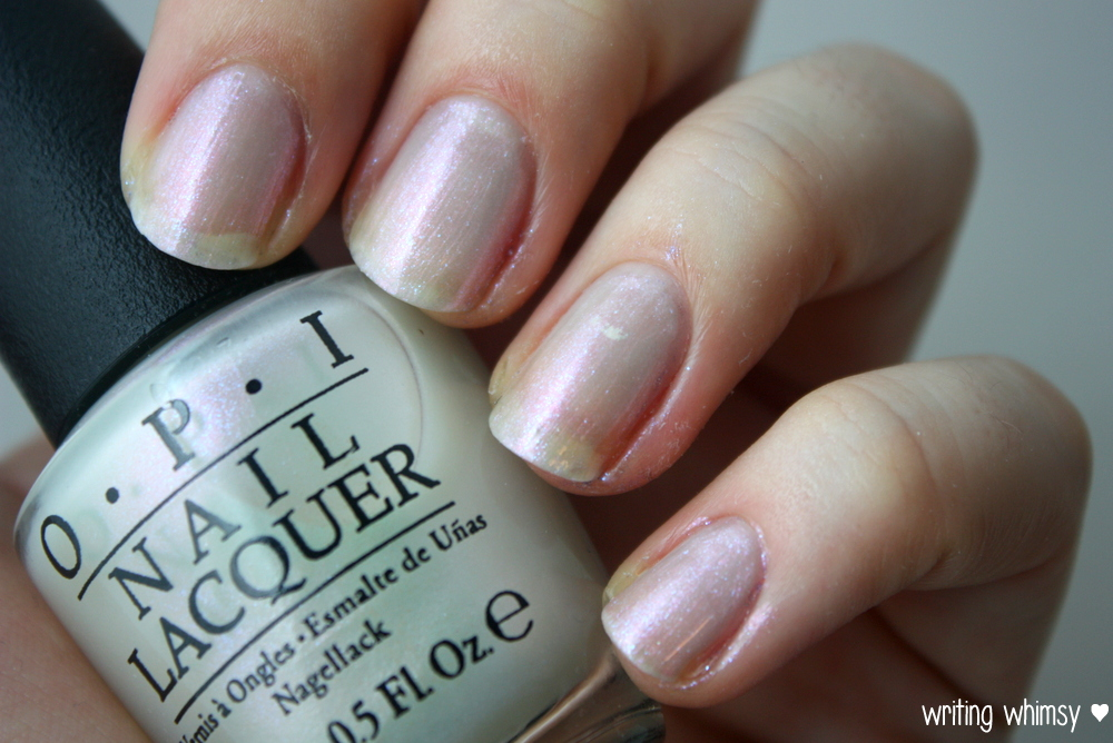 OPI Muppets Most Wanted Intl Crime Caper 2