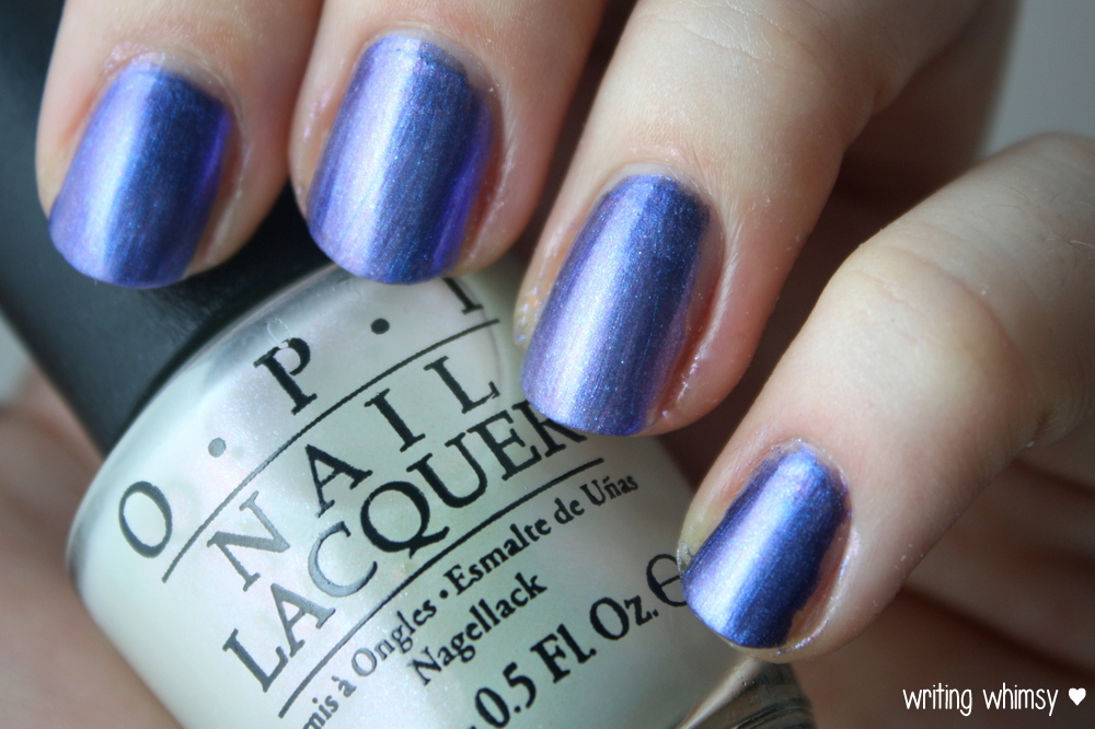 OPI Muppets Most Wanted Intl Crime Caper 3