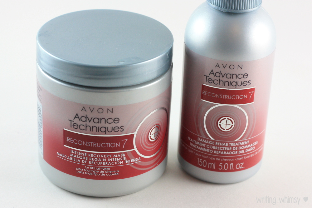 Avon Advance Techniques Reconstruction 7 Intense Recovery Mask & Damage Rehab Treatment 3