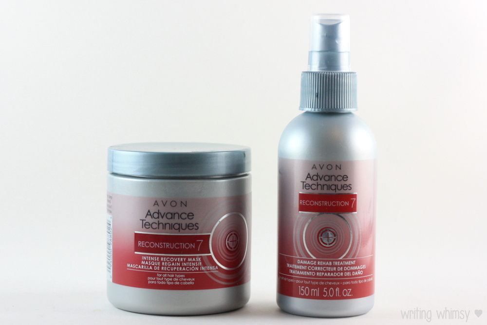 Avon Advance Techniques Reconstruction 7 Intense Recovery Mask & Damage Rehab Treatment 5