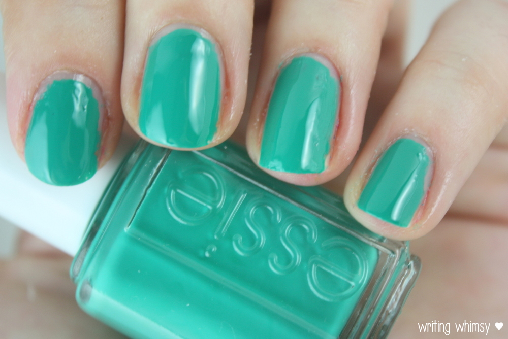 Essie Summer 2014 Nail Polish Collection – WRITING WHIMSY